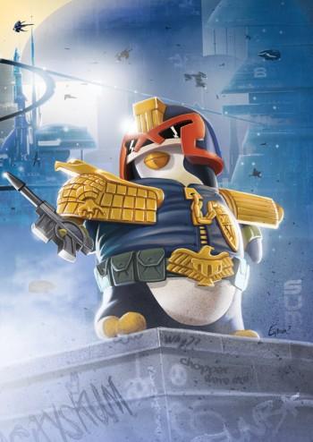 Dredd-Penguin