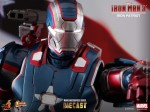 Hot Toys Iron Man 3 Iron Patriot 1