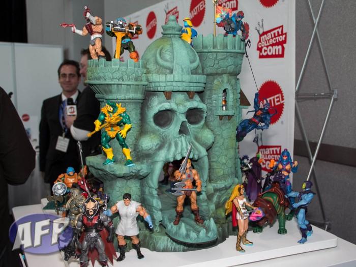 Masters of the Universe Classics Castle Grayskull (1 of 12)
