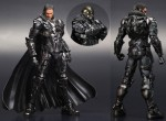 Square Enix Play Arts Kai Man of Steel General Zod