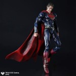 Square Enix Play Arts Kai Man of Steel Superman 2