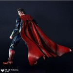 Square Enix Play Arts Kai Man of Steel Superman 3