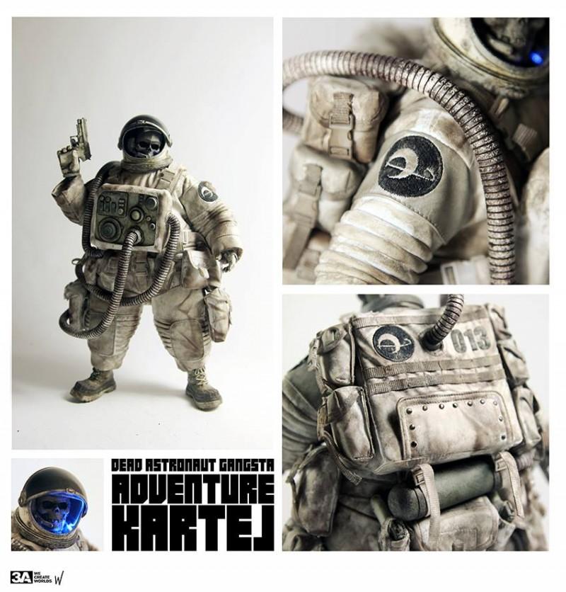 Adventure Kartel Dead Astronaut Gangsta 2