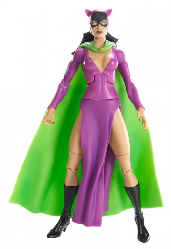 Batman Legacy Catwoman Collector Figure