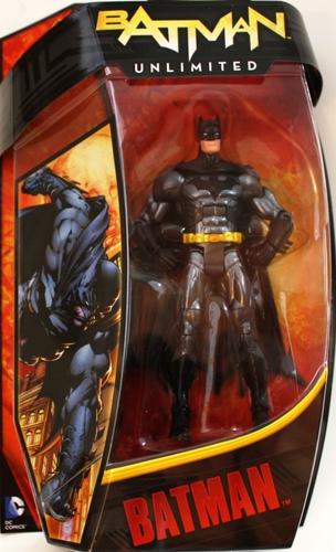 Batman New 52 DC Universe Batman Unlimited Action Figure