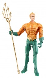 DC Comics Unlimited Aquaman Collector Figure