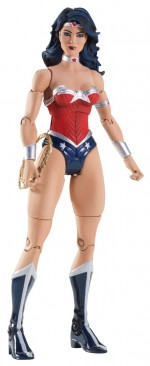 DC Comics Unlimited Wonder Woman Collector Figure