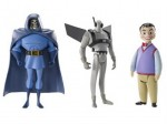 Exclusive JLU Three-Pack - Toyman, Firefly, Dr. Destiny