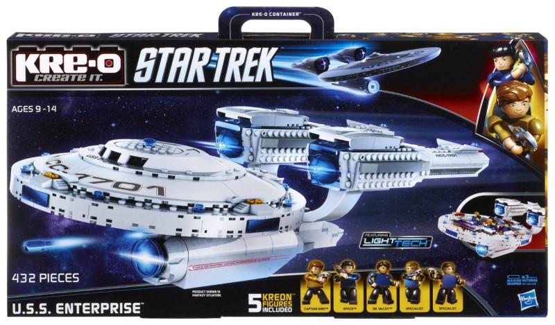 Hasbro Kre-O Star Trek USS Enterprise