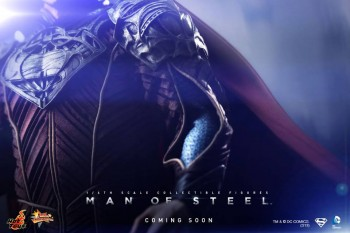 Hot Toys Man of Steel Jor-El Teaser