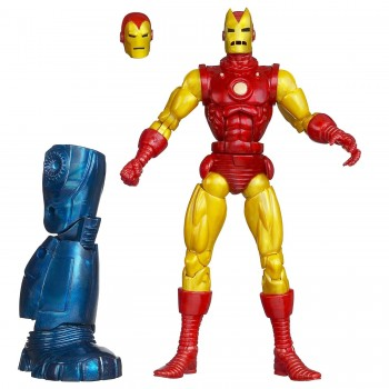 Iron Man 3 Marvel Legends Classic Iron Man Figure