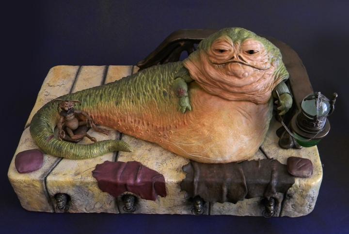 Jabba the Hutt by Joe Amaro 1