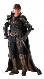 Man of Steel Movie Masters Figure - Faora