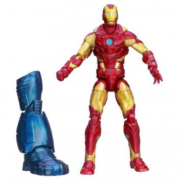 Marvel Iron Man Legends Heroic Age Iron Man Figure