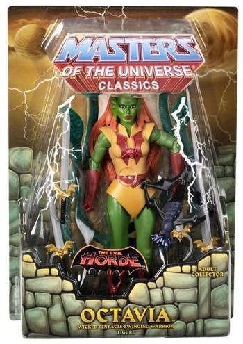 Masters of the Universe Classics Octavia pkg 1
