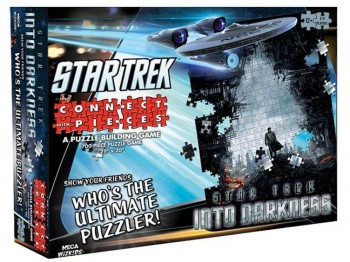 Star Trek Into Darkness Connect With Pieces Puzzle Building Game