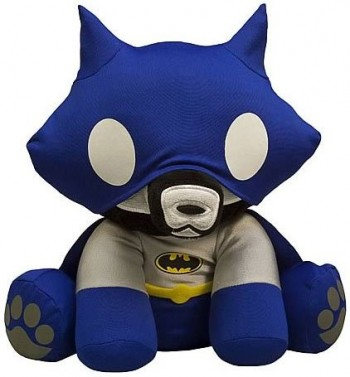 Toynami Skelanimals DC Plush - Batman Jae