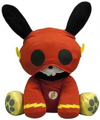 Toynami Skelanimals DC Plush - Flash Jack