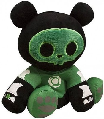 Toynami Skelanimals DC Plush - Green Lantern Chungkee