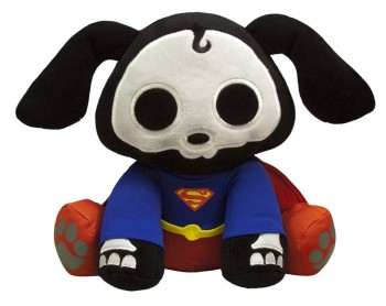 Toynami Skelanimals DC Plush - Superman Dax
