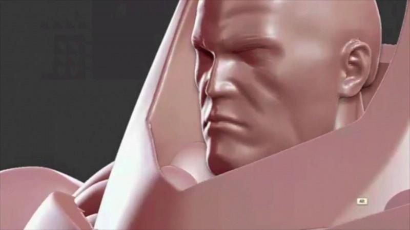 DC Collectibles New 52 Lex Luthor Digital Sculpt