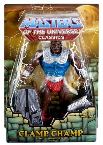 Masters of the Universe Classics Clamp Champ 1