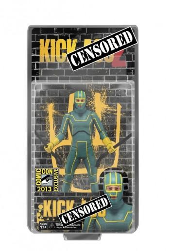 NECA Kick-Ass 2 SDCC Exclusives - Kick-Ass