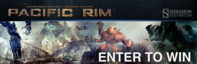 Sideshow Pacific Rim Giveaway