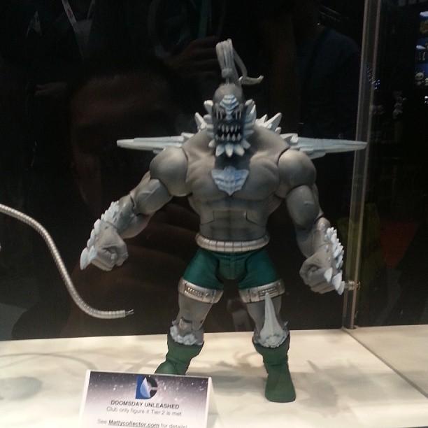 DC Universe Classics Doomsday