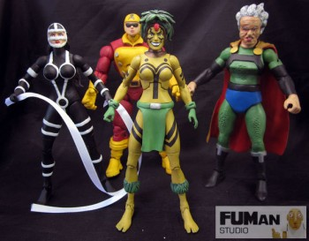 DC Universe Granny Goodness and the Female Furies