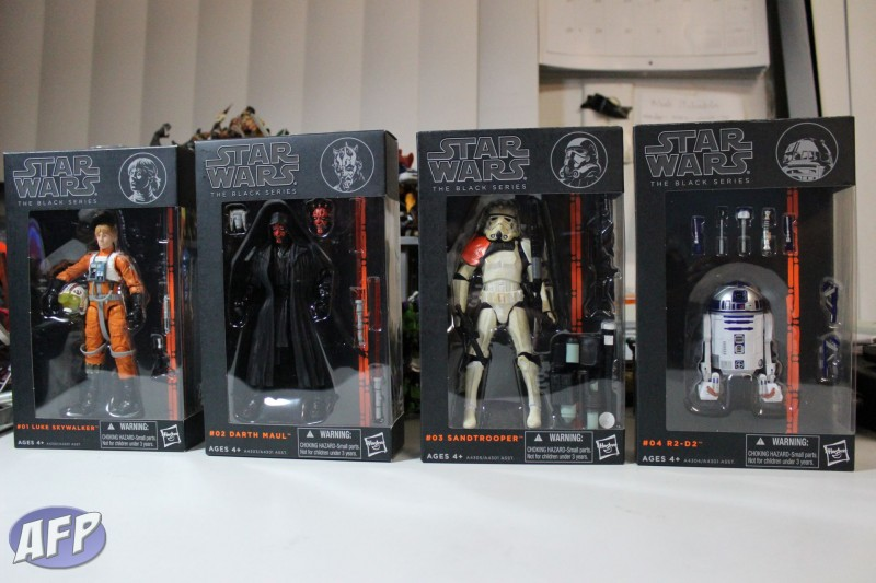 Hasbro Star Wars Black Series Target Find 1