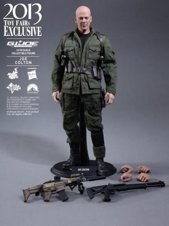 Hot Toys G.I. JOE Retaliation Joe Colton 1