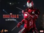 Hot Toys Silver Centurion Iron Man 1