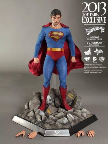 Hot Toys Superman (Evil Version) 1