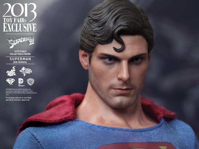 Hot Toys Superman (Evil Version) 2
