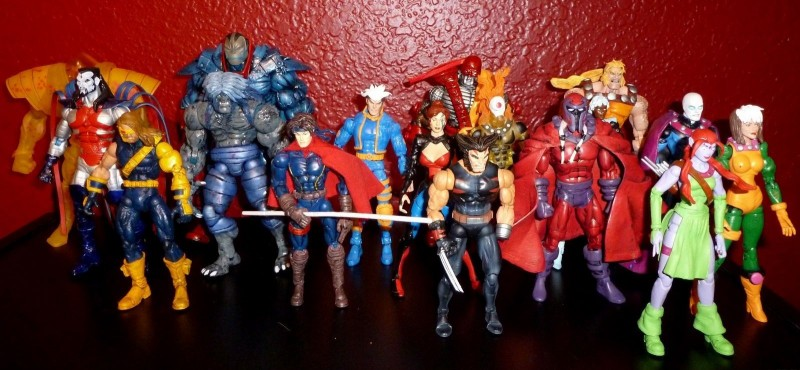 Marvel Legends Age of Apocalypse Set