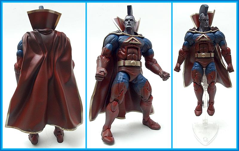 Marvel Legends Shi'Ar Gladiator