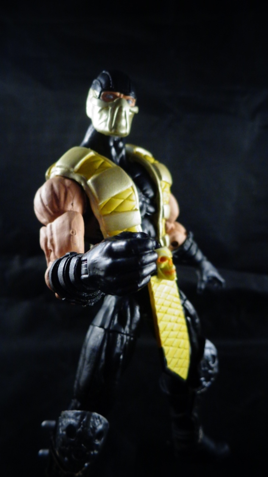 Mortal Kombat Scorpion Spear For Sale
