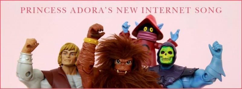 Princess Adora's New Internet Song