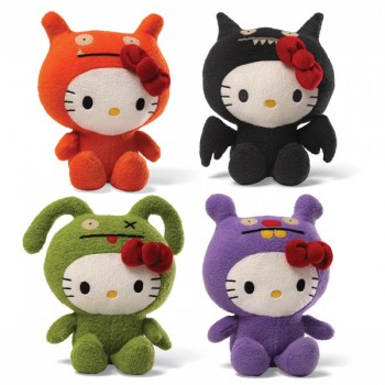 UGLYDOLL-HelloKitty-Group2