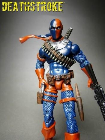 DC Infinite Heroes Deathstroke 1