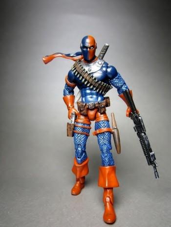DC Infinite Heroes Deathstroke 2