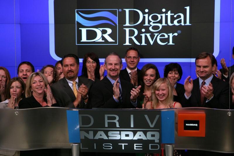 Digital River at NASDAQ