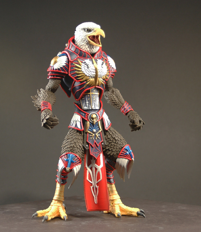 Four Horsemen Gothitropolis Raven - Screaming Eagle