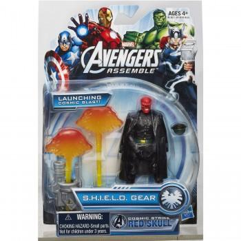 Marvel Avengers Assemble Cosmic Strike Red Skull Figure