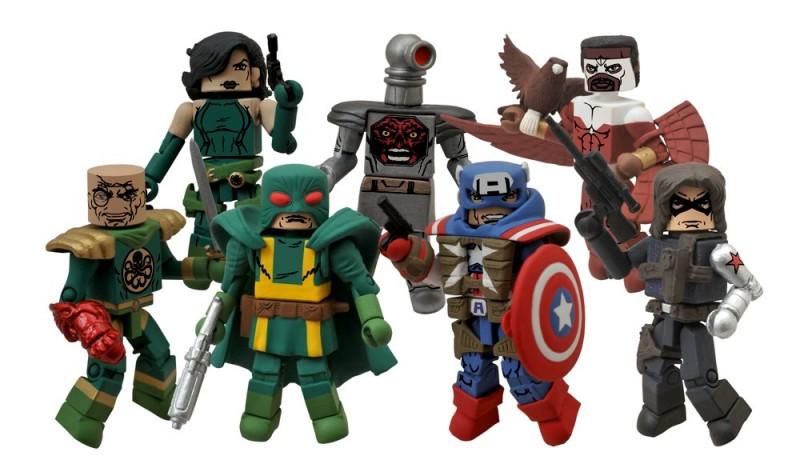 Marvel Minimates 54 - Captain America