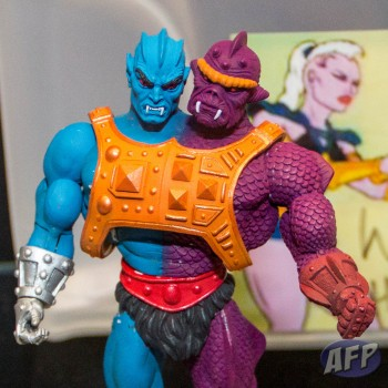 Masters of the Universe Classics Two Bad