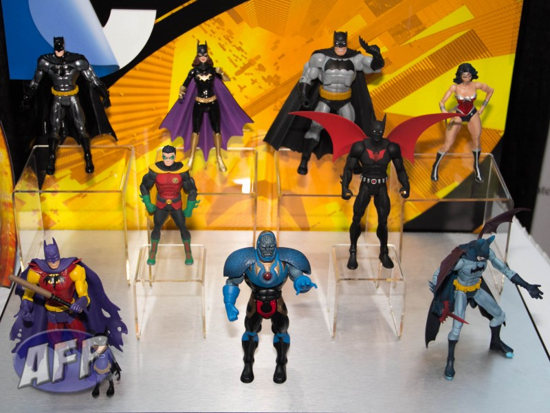 Mattel DC and Batman Unlimited (1 of 4)
