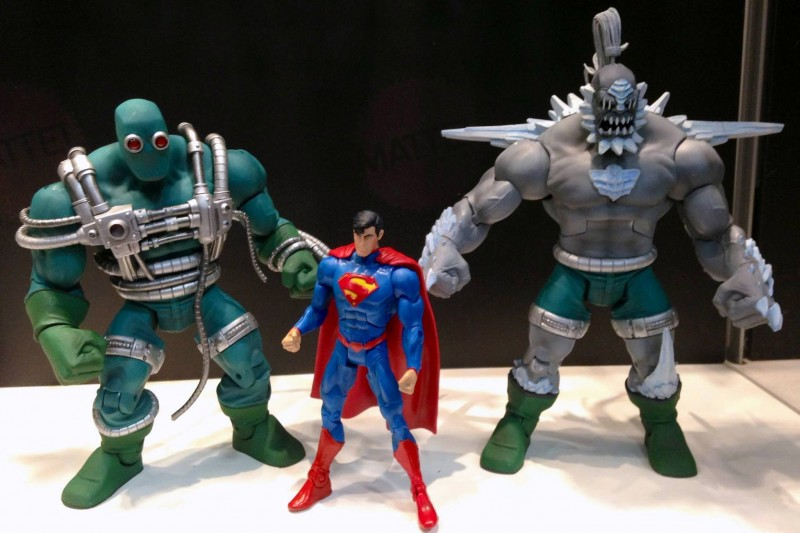 Mattycollector Club Eternia Doomsday Comparison