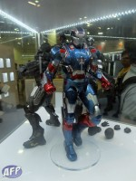 STGCC 2013 Play Imaginative Iron Man 2